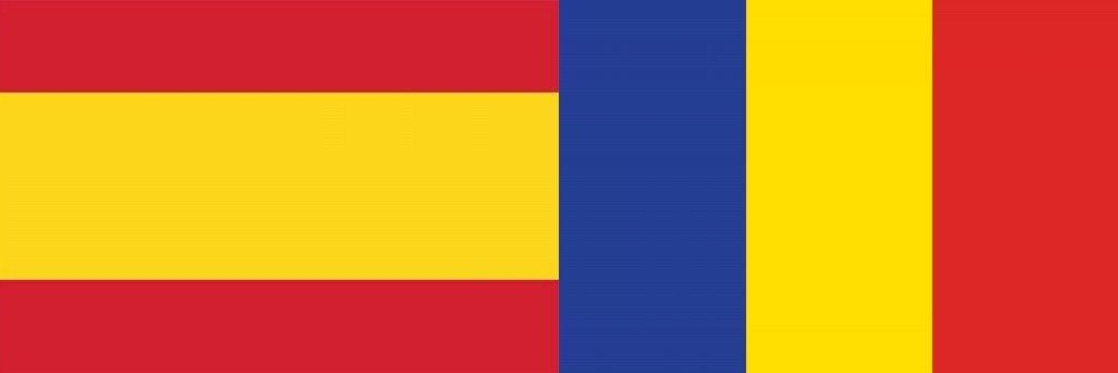 españa rumania