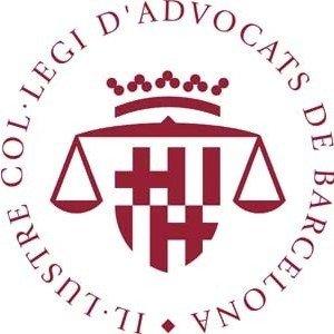 ICAB logo ILUSTRE COLEGIO DE ABOGADOS DE BARCELONA